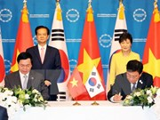 Parlamento sudcoreano ratifica tratado de libre comercio con Vietnam