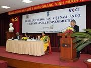Aceleran Vietnam e India ritmo de cooperación comercial