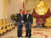 Acuerdan Vietnam y Laos potenciar cooperación en diversos sectores