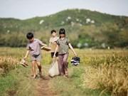 Película infantil cosecha lluvia de premios en festival de cine vietnamita