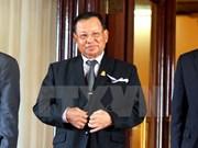 Presidente de Senado cambodiano efectuará visita oficial a Vietnam