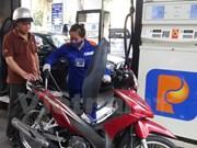 Precio de gasolina en Vietnam sigue en curva descendente