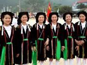 Peculiar tradición de boda del grupo minoritario San Chay en Vietnam