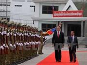 Vietnam y Laos fomentan cooperación en combate contra crímenes