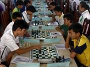 Atleta vietnamita domina campeonato sudesteasiático de ajedrez