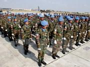 Cambodia manda nuevos oficiales para operaciones de paz en Líbano