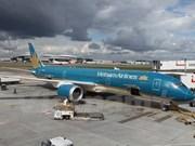 Vietnam Airlines resuelve retraso de vuelo desde París por errores técnicos
