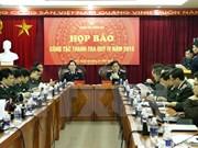 Buenos resultados de líneas directas contra corrupción en Vietnam