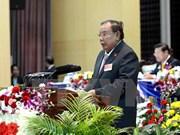 Concluye décimo Congreso Nacional de Partido Popular Revolucionario de Laos