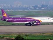 Aerolínea cambodiana Angkor Air en camino de desarrollo