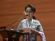 Myanmar: San Suu Kyi asignada como única portavoz de NLD
