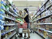 Leve merma del IPC en Ciudad Ho Chi Minh