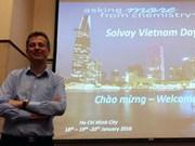 Grupo belga Solvay busca oportunidades de inversión en Vietnam