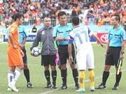 Elegido árbitro vietnamita para campeonatos continentales de fútbol