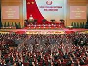 Más mensajes de felicitaciones enviadas al XII Congreso del PCV