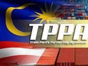 Senado de Malasia aprueba firma del TPP