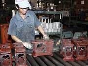 Índice de producción industrial aumenta casi seis por ciento