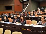Reafirma legislador vietnamita vigencia de pensamiento martiano