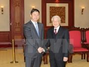 Líder partidista vietnamita recibe a enviado especial de China