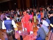 Atmosfera de Tet llega a comunidad vietnamita en Ultramar