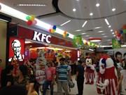 Vietnam es mercado potencial para cadenas de comida rápida, dice estudio británico