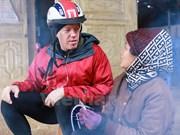 Momentos memorables en la excursión en bicicleta de embajador estadounidense