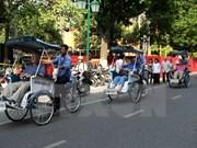 Hanoi espera recibir a casi cuatro millones de turistas en 2016