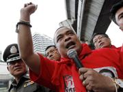 Tailandia: Fuerzas armadas arrestan a líder de ¨Camisa Roja¨