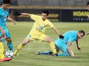 Gana club vietnamita ronda preliminar de AFC