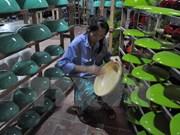 Vietnam podría cooperar con Sudcorea para postular arte de laca a la lista de UNESCO