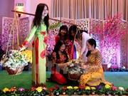 Entidades religiosas y organizaciones extranjeras en Vietnam felicitan el Tet