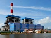 Planta termoeléctrica Duyen Hai 1 conecta a la red nacional