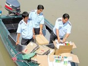 Intensifican en Vietnam lucha contra contrabando de combustibles en el mar
