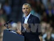 Celebra Barack Obama firma del TPP
