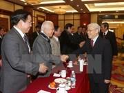 Secretario general del PCV destaca aportes de intelectuales al país