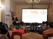 Celebran aniversario 86 de fundación del PCV en Argelia y Alemania