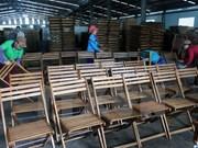 Vietnam, cuarto exportador mundial de productos madereros