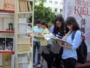 Calle del libro de Ciudad Ho Chi Minh abierta con amenas actividades