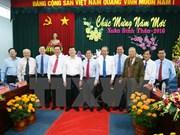 Presidente vietnamita visita comunidades en provincias sureñas