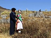 Singular tradición de minoría étnica H' mong de Vietnam