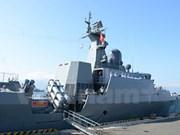 Vietnam participa en revisión de flota internacional en la India