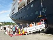 Nha Trang recibe el primer crucero internacional en Año de Mono
