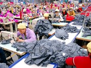 Inversores estadounidenses interesados en invertir en textil vietnamita