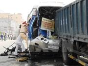 Accidentes de tráfico dejan 23 muertos en último día del Año de Cabra