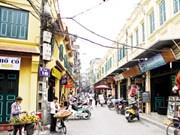 Encanto arquitectónico de Hanoi