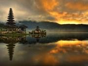 Adelanta Indonesia meta de turistas extranjeros