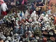 El mercado Vieng de Vietnam