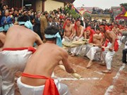 Juego de la soga de Bac Ninh reconocido como patrimonio intangible nacional
