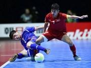 Vietnam busca victoria para avanzar a cuartos finales de fútbol sala de Asia