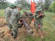 Vietnam traza programa de apoyo a víctimas de explosivos hasta 2020